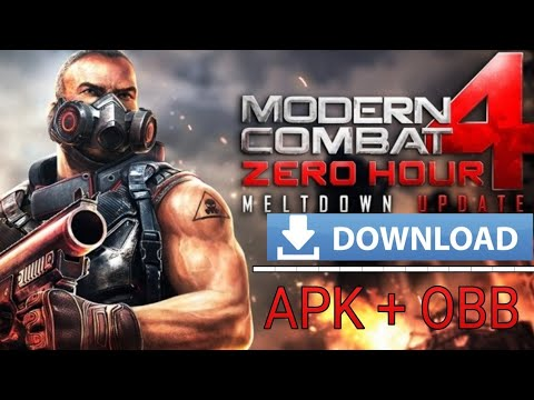 Download Free And Install Modern Combat 4 For Android & IOS || Latest Version ||