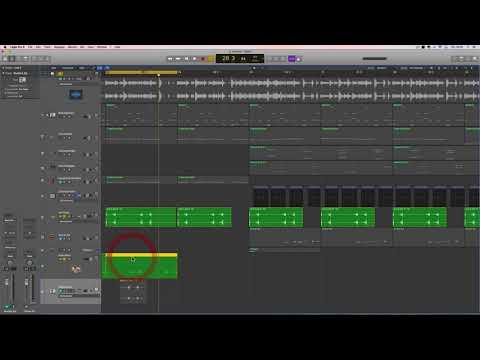 Logic Pro X Making Reggae & Dub (17) Drop Leaf Riddim