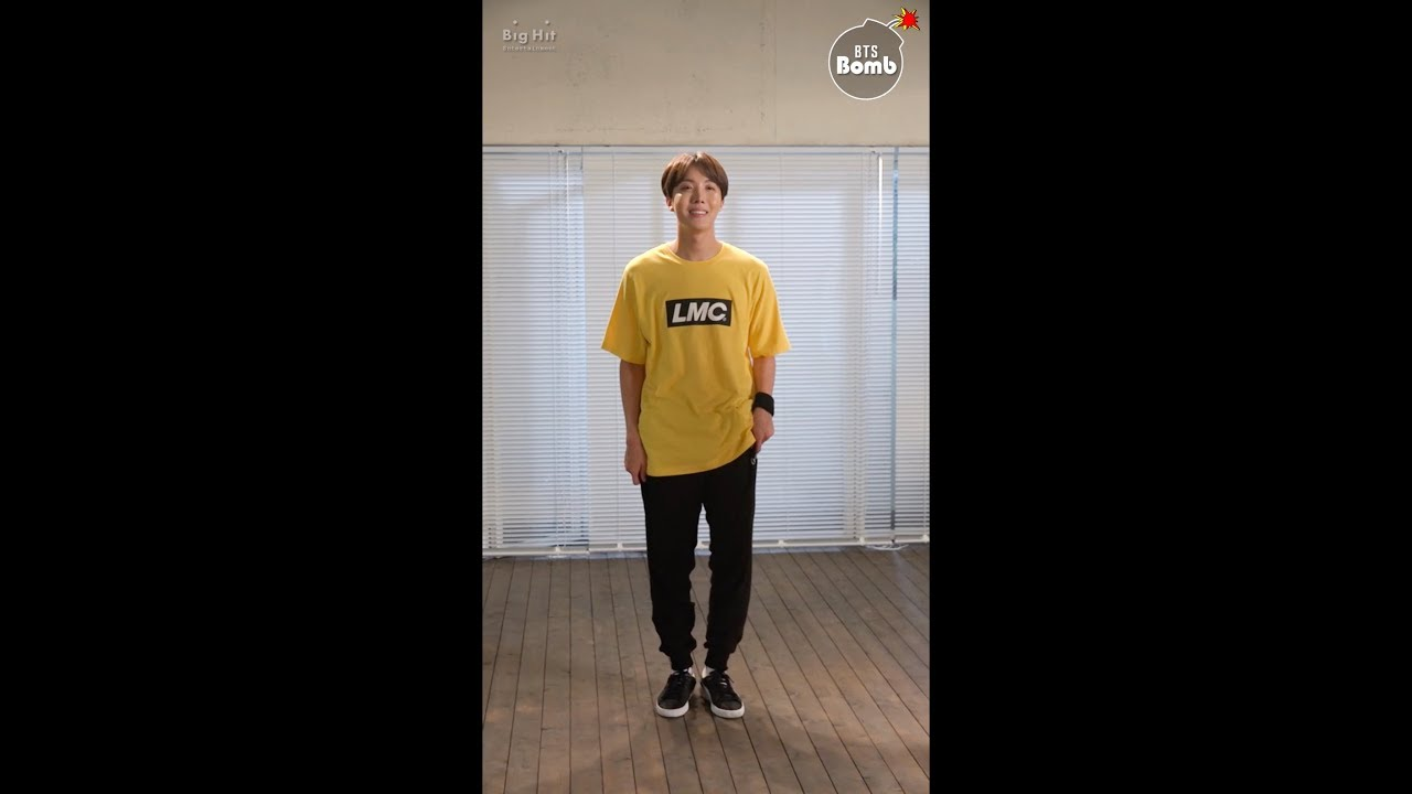 "[BANGTAN BOMB] J Hope & Jimin Dancing In Highlight Reel Focus Ver BTS ë°©ƒ""소년단"