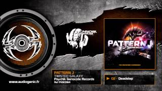PATTERN J - 02 - DEADSTEP - TWISTED GALAXY - PKGCD64