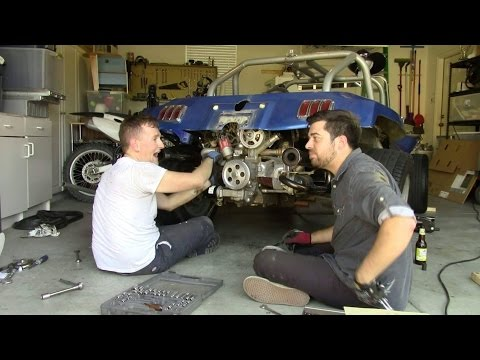 Episode #3 - How NOT To Change A VW Manx Alternator