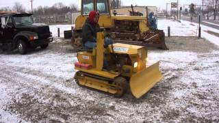 hurleysequipment com struck mini dozer magnatrac for sale