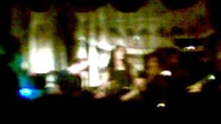 Pies de Barro (Avalanch en Salamanca - Irish Rover 23-10-09)