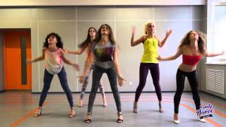 Beyonce - Schoolin Life Routine by Juliana Sadovskaya @Family Dance Studio