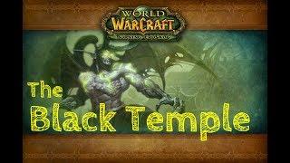 видео Черный храм — путешествие во времени