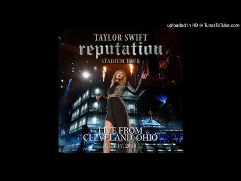 Taylor Swift - King Of My Heart + Outro (Live From Cleveland)
