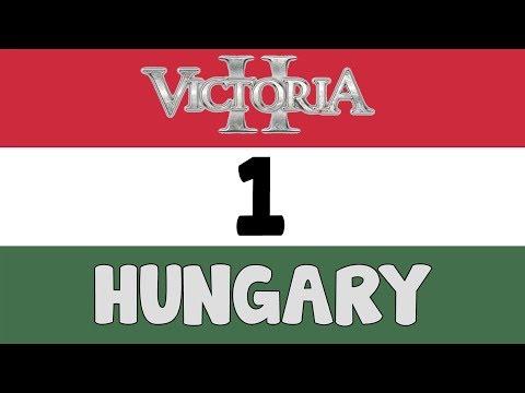 Victoria 2 HFM mod - Hungary 1