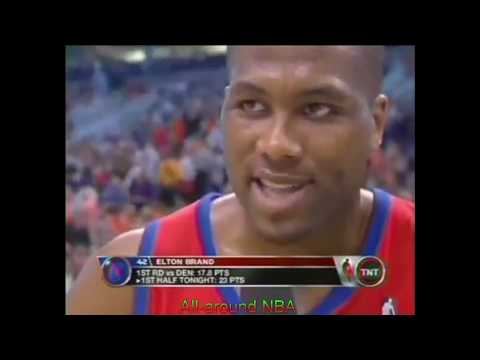 Elton Brand 40 Points 4 Blocks @ Phoenix, 2006 Playoffs Game 1.