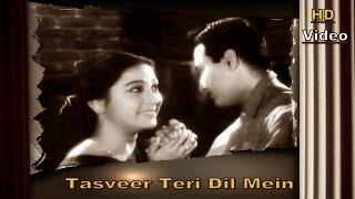 Tasveer Teri Dil Mein | Suhane Pal | Maya 1961 | Vipin Sachdeva | Sadhana Sargam | HD