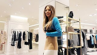 come fashion beauty shopping with me in harvey nichols   lydia elise millen