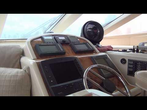 "Neptunus 70 ""Chandler Seas"" MotorYacht for sale at Texas Power Yachts Kemah, Texas"