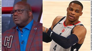 Shaq Talks Russell Westbrook Receiving Criticism For Not Having a Championship | April 1, 2021
