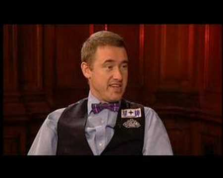 Pot Black 2007 - Stephen Hendry interview
