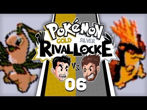 WHITNEY THE DESTROYER! | Pokemon Gold & Silver Rival Locke w/ ShadyPenguinn & Nipps