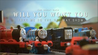 Will You Won't You | Thomas & Friends 🎶 |50K SUBSCRIBERS SPECIAL!🎉 REMAKE