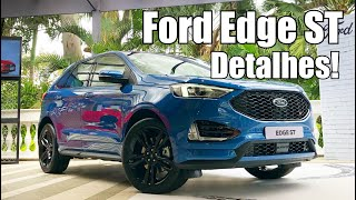 Ford Edge ST 2019 e Ka Urban Warrior - Falando de Carro