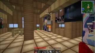 Minecraft Tekkit - Wind Mill and Solar Panel