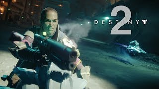 Destiny 2  - Official Launch Trailer [JP]