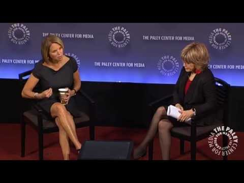 Katie Couric on move to CBS: 'I'm not sure the country was ready for ...