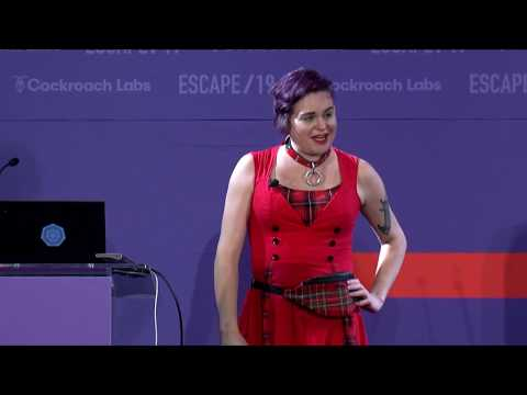 ESCAPE Conference 2019: Intrusion Detection -- Kris Nova, Sysdig