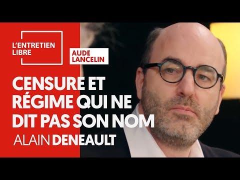 L'ENTRETIEN LIBRE #11 : AUDE LANCELIN / ALAIN DENEAULT