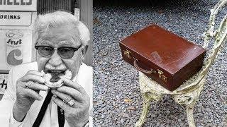 Quando il 90enne apre la valigetta, nessuno riesce a ...