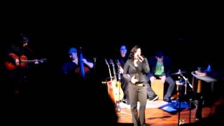 Amy Lee & Paula Cole - Where Have All the Cowboys Gone (Wellspring House - Nov 7, 2013)