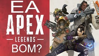 Apex Legends-New Battle Royale free EA mix of Fortnite with Overwatch