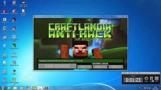 Como baixar o anti-hack craftlandia-minigames