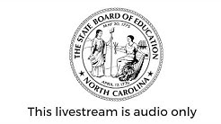 Called Meeting of the North Carolina State Board of Education - April 23, 2020