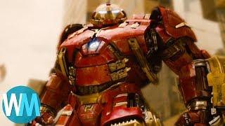Top 10 Comic Book Power Armors