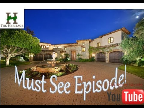 "Exclusive ""Behind The Gate"" Tour of Heritage Estates in Poway with TV Show Lifestyles San Diego"