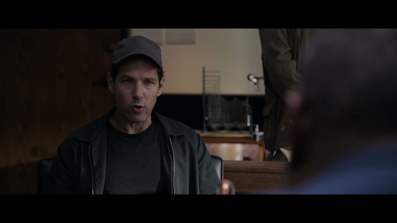 Ant-Man and the Wasp (2018) - Do you guys just put the word Quantum in front of everything?
