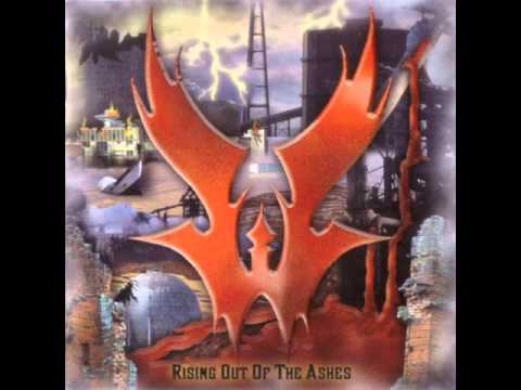 Warlord - Rising Out of the Ashes (2002) Full Album