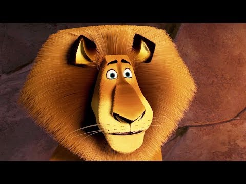 DreamWorks Madagascar | Alex, The Lion And His Foofie | Madagascar : Escape 2 Africa | Kids Movies