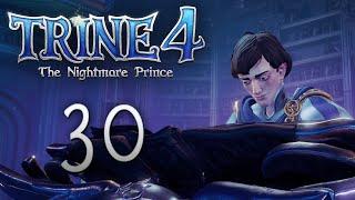Trine 4: The Nightmare Prince - Кооперативное прохождение игры - Принц кошмаров [#30] Финал | PC