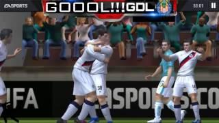 FIFA mobile [Liga MX] Leon vs Guadalajara