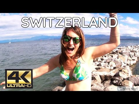 The Best Travel Video Of Switzerland 2020 With Drone Shots