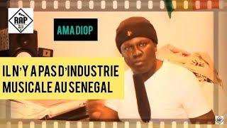 Ama Diop «il n'y a pas d'industrie musicale au Sénégal «