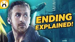 Blade Runner 2049 Ending EXPLAINED streaming