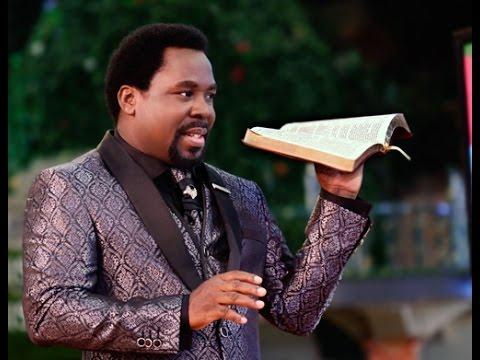 Download TB  Joshua-Don't Lose Focus  Powerful Sermon With TB  Joshua