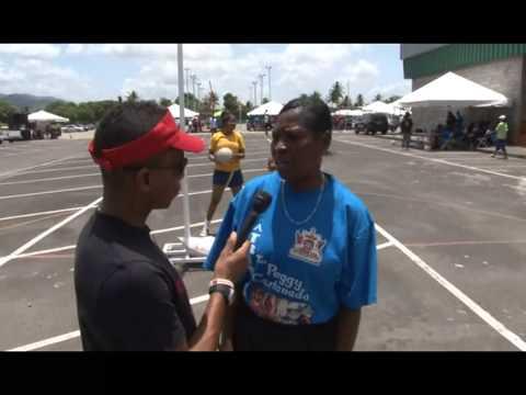 Anne Marie Dickson's interview 8th Annual Women & Girls Sport festival 2013