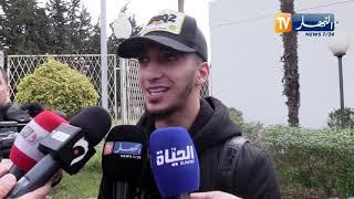 بن رحمة يرفض تشبيهه بـ محرز - الشباك الرياضي