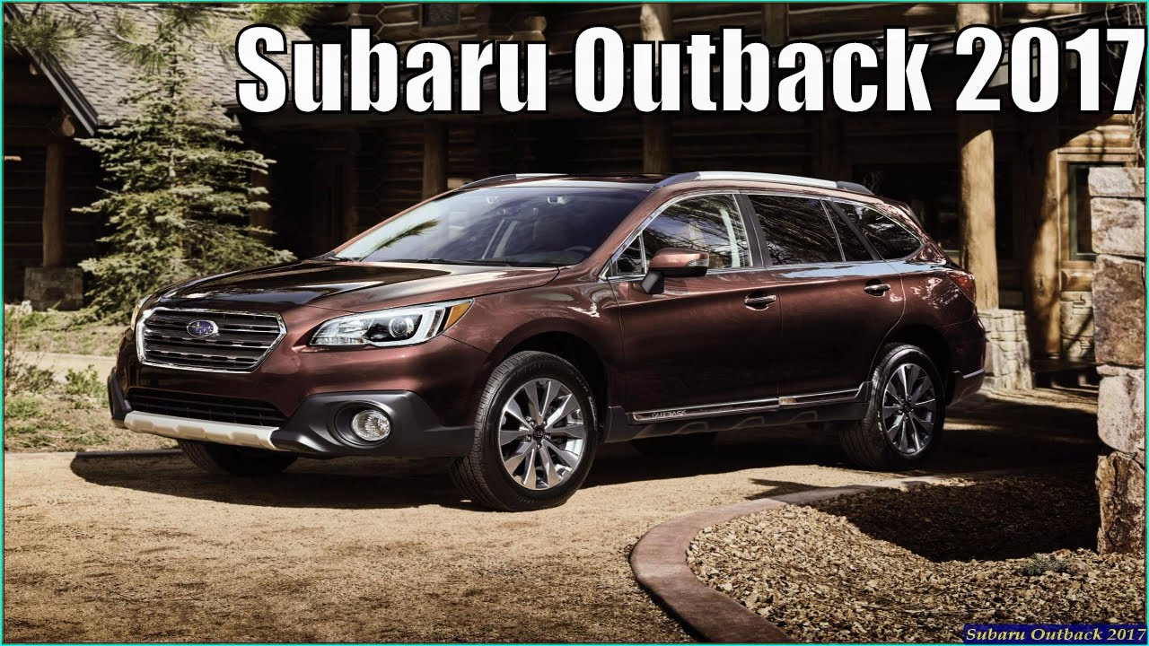 new subaru outback 2017 limited reviews youtube. Black Bedroom Furniture Sets. Home Design Ideas