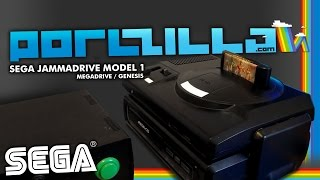 Sega Jammadrive model 1