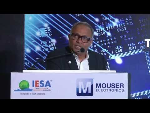 IESA TLF with Mouser Electronics on 17th August 2016 @ Bangalore