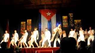"Euphoria. DanceToFeel en ""España Baila"" (Sala Tocororo)"