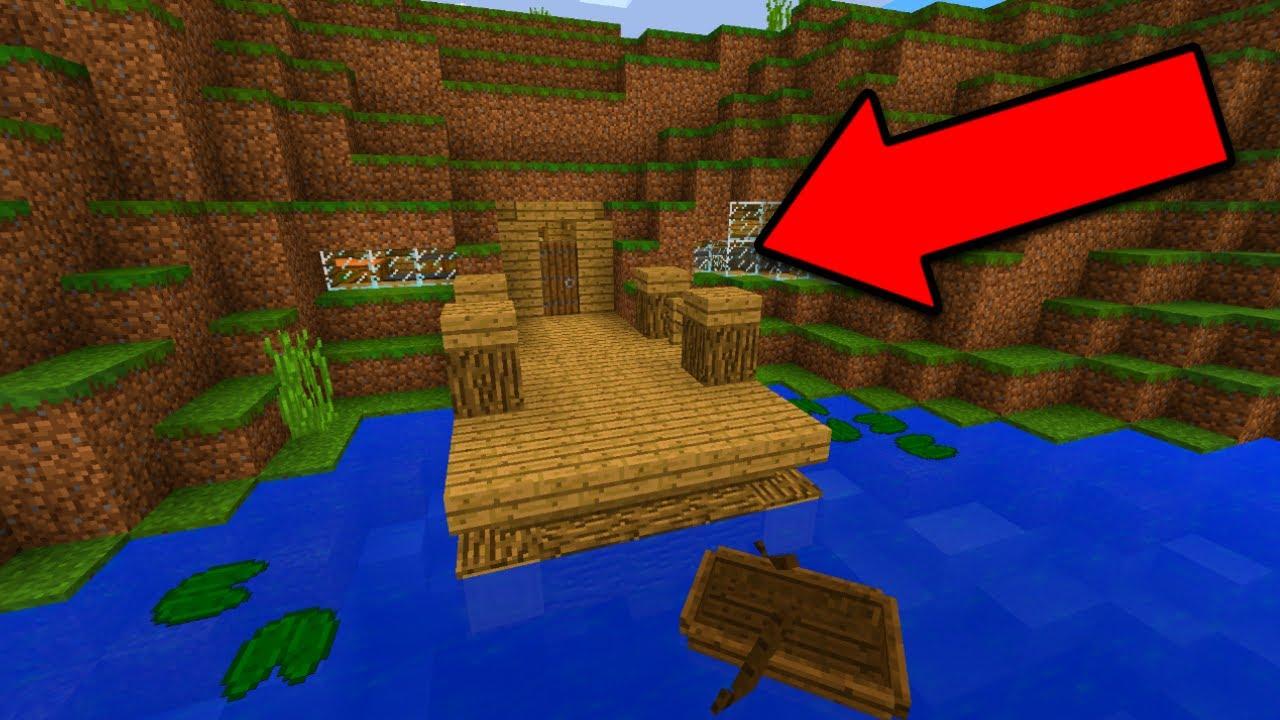Insane Survival House In Minecraft Pocket Edition Epic Cliffs Base