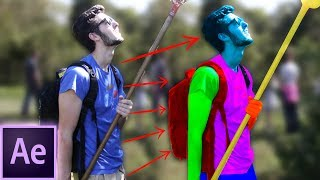 After Effects Tutorial: Learn How to Rotoscope in 6 minutes!!!