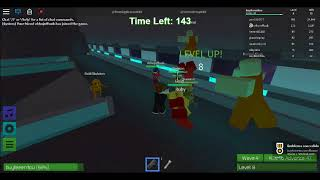 ROBLOX WITH ARTHUR WHO AND NOOB